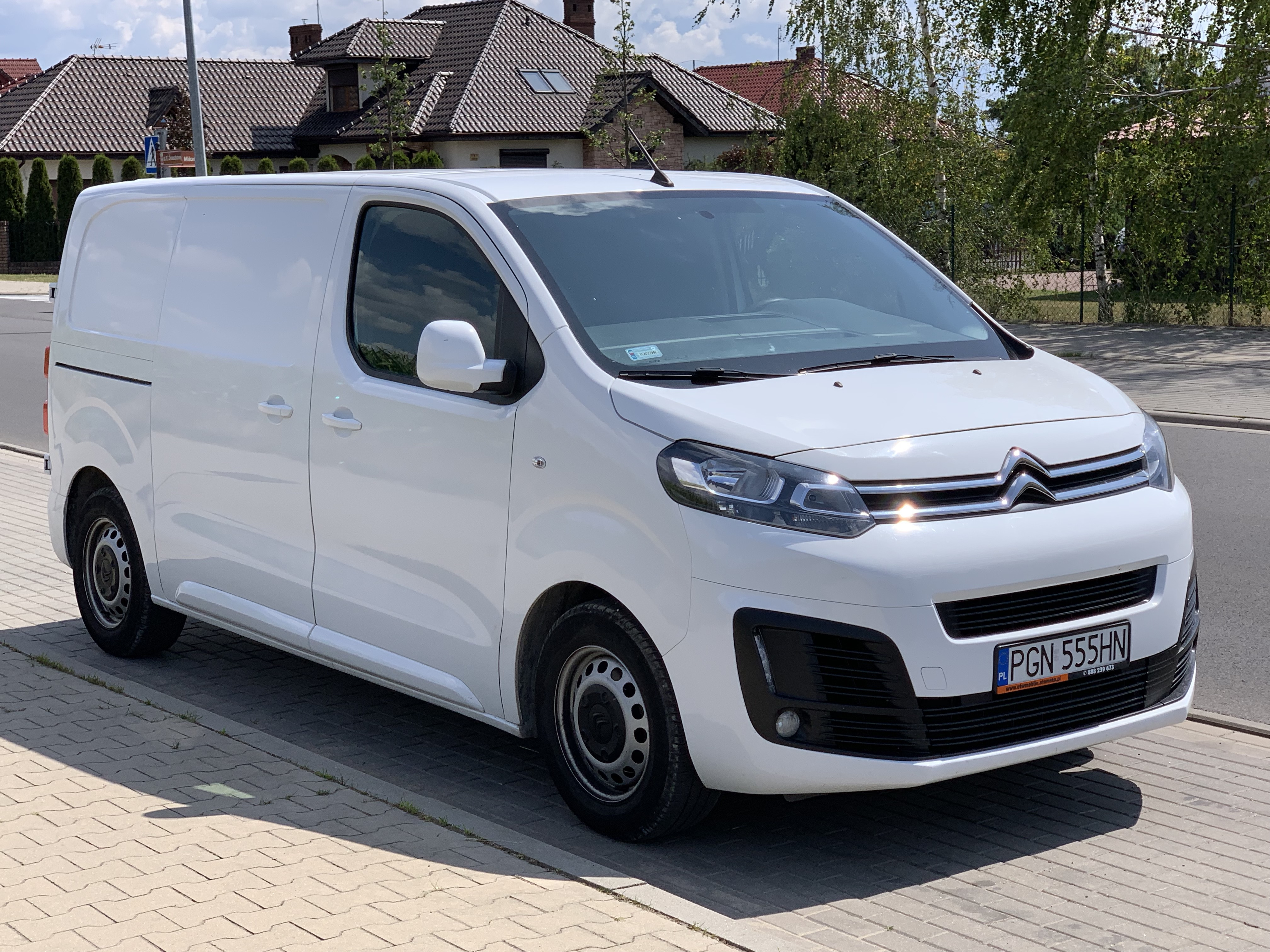 Citroen Jumpy maxi