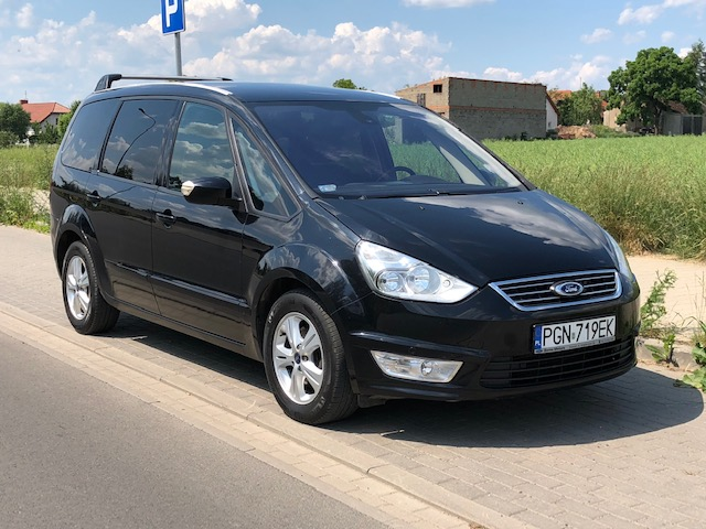 Ford Galaxy 7 osobowy